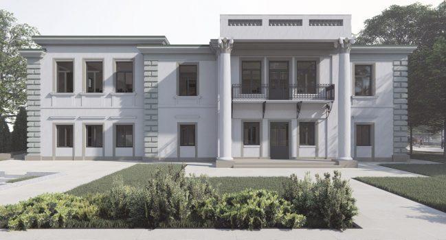 """Am demarat lucrările pentru realizarea proiectului """"Reabilitare, refuncționalizare și modernizare Casa Universitarilor Iași"""" –  termen estimat de finalizare Mai 2021"""
