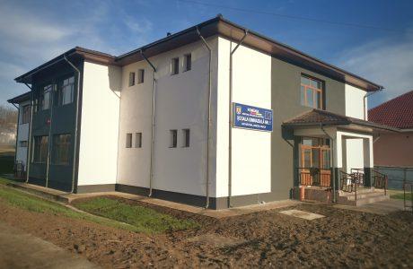 """Recepție la terminarea lucrărilor: """"Construire școală cu 8 săli de clasă, în localitatea Bălteni, comuna Bălteni, județul Vaslui"""""""