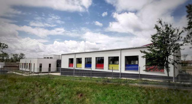 Un nou obiectiv de investiție realizat: Grădinița cu program normal, în localitatea Săveni, comuna Gropnița, județul Iași