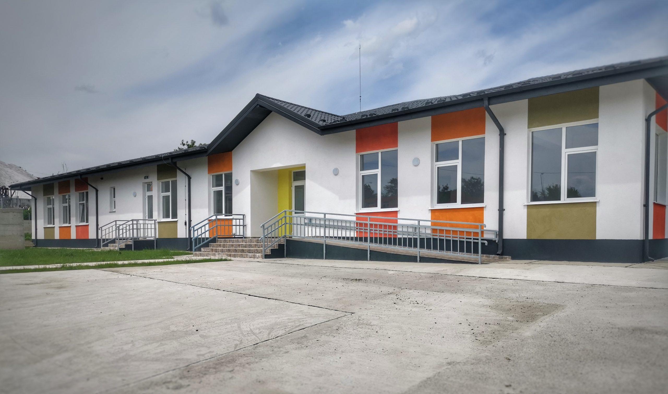 Gradiniță nouă, cu program prelungit, recepționtă în comuna Valea Lupului, Iași