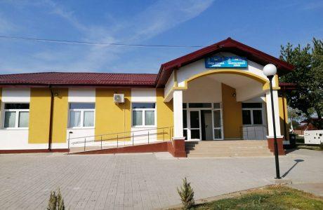 Recepția a două investiții importante în comuna Țigănași, județul Iași – Cămin Cultural și Cabinete Medicale