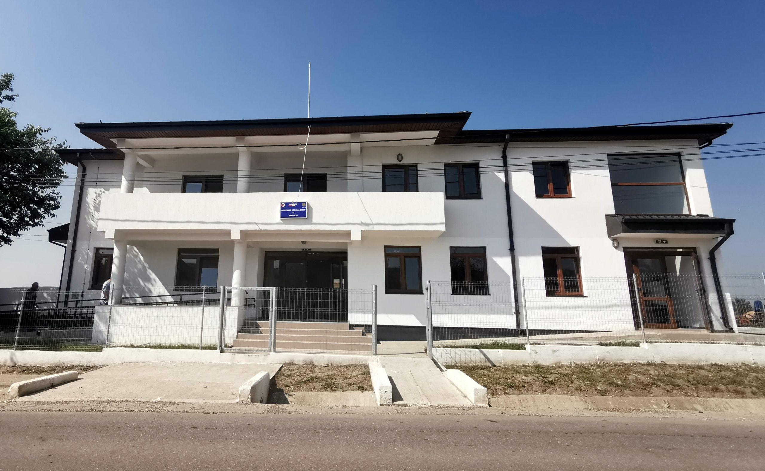 Cabinete Medicale, Kogalniceanu, Tigănași